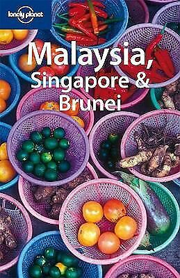 Lonely Planet Malaysia Singapore & Brunei (Country Travel Guide), Brandon Presse