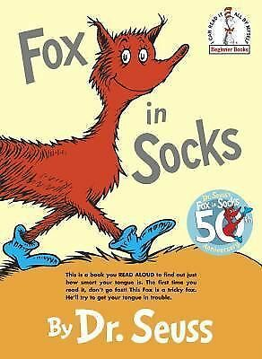 Fox in Socks Beginner Books)