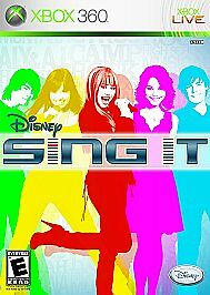 Sing It, Good Xbox 360 Video Games