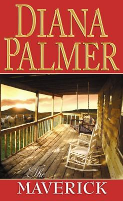 Maverick (Center Point Platinum Romance (Large Print)), Diana Palmer, Good Condi
