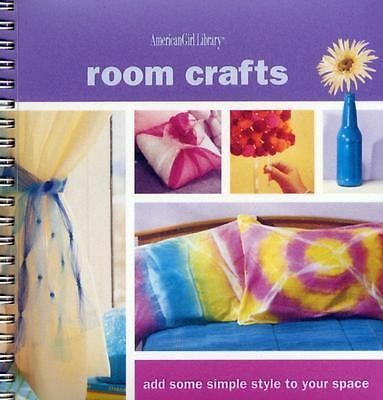 American Girl Room Crafts - Add some simple style to your space, American Girl,