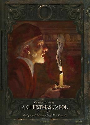 A Christmas Carol, Illustrated Edition, Charles Dickens, Good Book