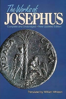 The Works of Josephus: Complete and Unabridged, New Updated Edition, Flavius Jos
