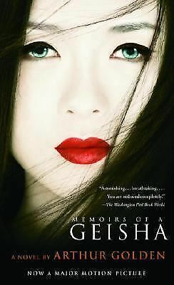 Memoirs of a Geisha, Arthur Golden, Good Condition, Book