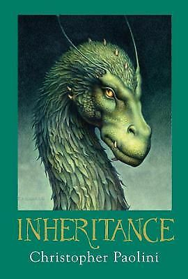 Inheritance (The Inheritance Cycle), Christopher Paolini, Good Book