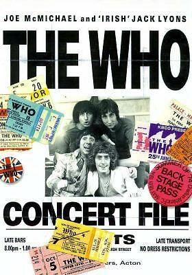 The Who: Concert File