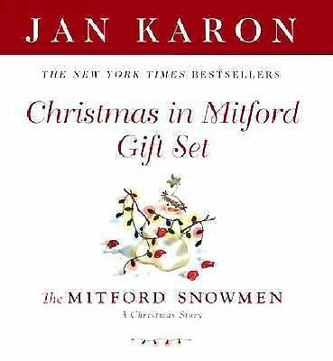 A Mitford Novel Ser.: Christmas in Mitford Set by Jan Karon (2003, Hardcover / H