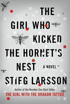 The Girl Who Kicked the Hornet's Nest No. 3 by Stieg Larsson (2010, Hardcover)