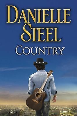 Country: A Novel, Steel, Danielle, Good Condition, Book