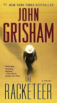 The Racketeer: A Novel, Grisham, John, Good Book