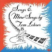 Songs & More Songs By Tom Lehrer, Lehrer, Tom, Good