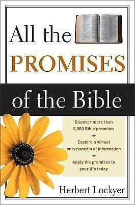 All the Promises of the Bible, Herbert Lockyer, Good Book