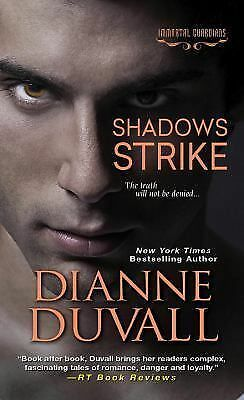 Shadows Strike (Immortal Guardians), Duvall, Dianne, Good Book