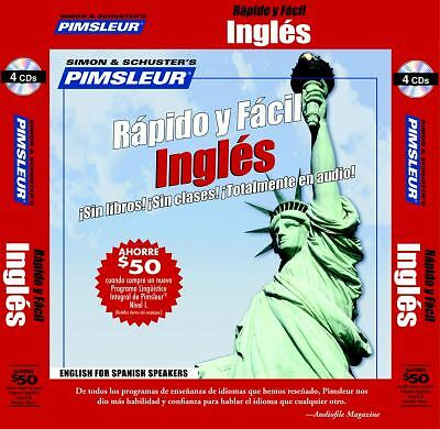 Rapido y Facil Ingles (English For Spanish Speakers) (Quick & Simple) (Spanish E