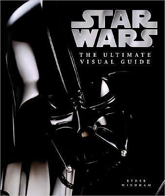 Star Wars: The Ultimate Visual Guide, Windham, Ryder, Good Book