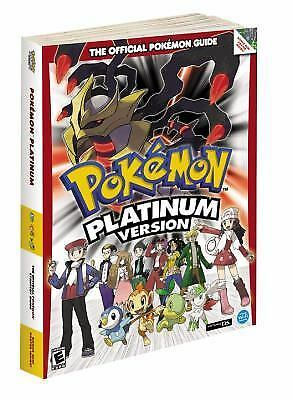 Pokémon Platinum: Prima Official Game Guide, Inc. Pokemon USA, Good Book
