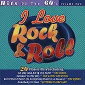 I Love Rock N Roll Hits Of 60's, Various Artists, Acceptable