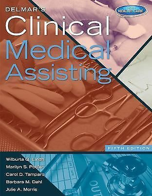 Delmar's Clinical Medical Assisting (with Premium Web Site Printed Access Card),