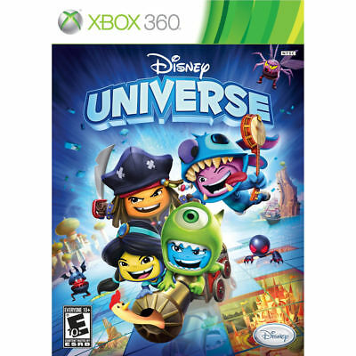 Disney Universe - Xbox 360, Good Xbox 360, Xbox 360 Video Games