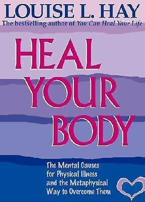 Heal Your Body, Louise Hay, Good Condition, Book