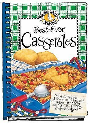 Best-Ever Casseroles Cookbook Gooseberry Patch)