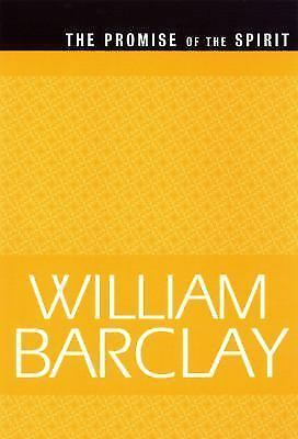 The Promise of the Spirit (The William Barclay Library), Barclay, William, Good