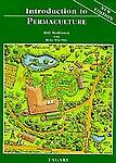 Introduction to Permaculture, Mollison, Bill, Good Condition, Book