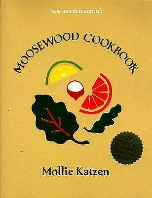 The Moosewood Cookbook, , Good Condition, Book
