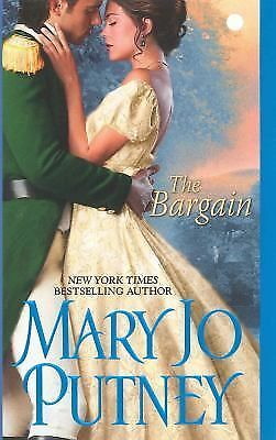 The Bargain, Putney, Mary Jo, Good Condition, Book