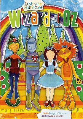 Wizard Of Oz (5 Minute Storytime), Maggie Blossom, Good Book