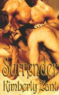 Surrender, Kimberly Zant, Good Condition, Book