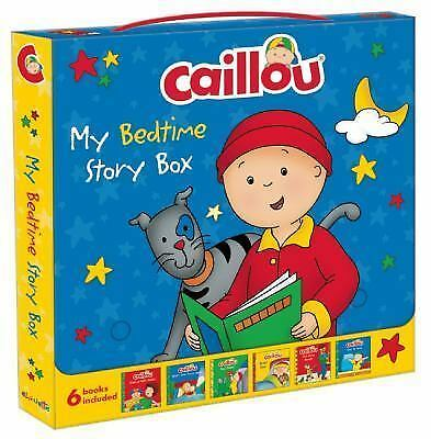 Caillou: My Bedtime Story Box: Boxed set (Clubhouse), , Good Book