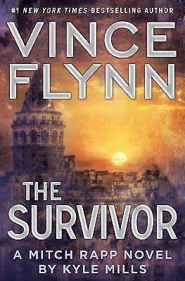 The Survivor (A Mitch Rapp Novel), Mills, Kyle, Flynn, Vince, Good Condition, Bo