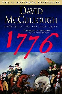 1776, David McCullough, Good Book