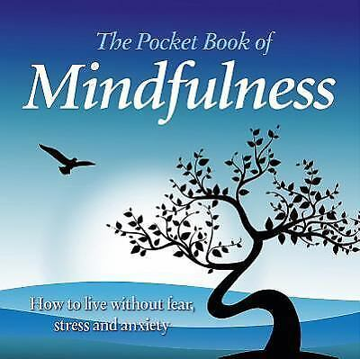 The Pocket Book of Mindfulness, Maple, Jane, Good Book