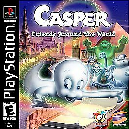 Casper: Friends Around the World, Good PlayStation, Playstation Video Games