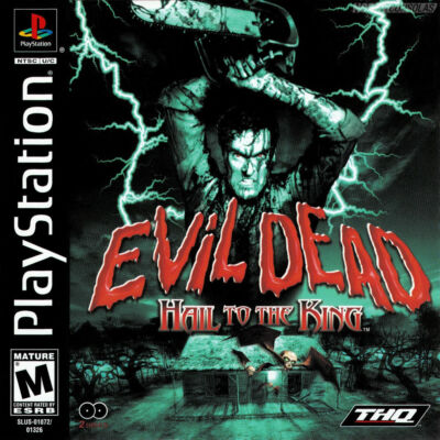 Evil Dead: Hail to the King, Good PlayStation, Playstation Video Games