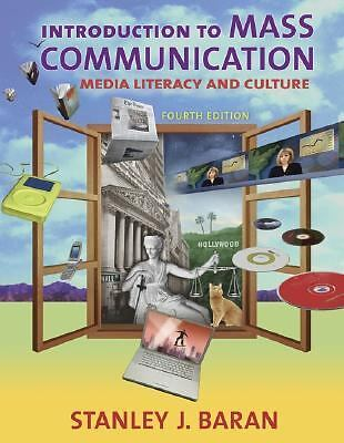 Introduction to Mass Communication: Media Literacy and Culture with PowerWeb, Ba
