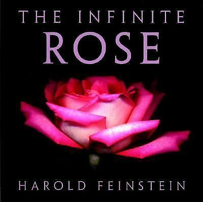 The Infinite Rose, Harold Feinstein, Good Condition, Book