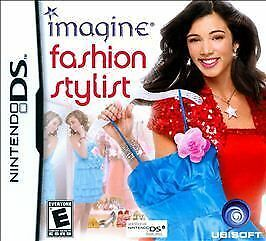 Imagine: Fashion Stylist NDS, Good Nintendo DS, Nintendo DS Video Games