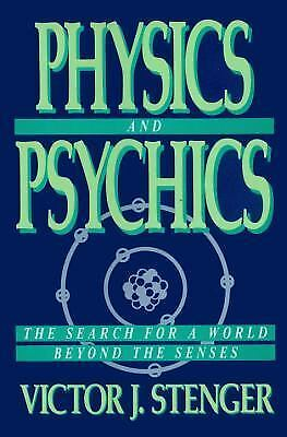 Physics and Psychics, Stenger, Victor J., Good Condition, Book