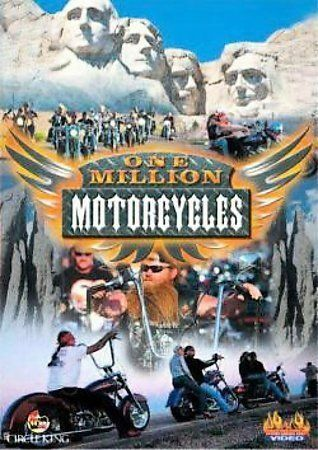 One Million Motorcycles: Sturgis Rally, Good DVD, ,