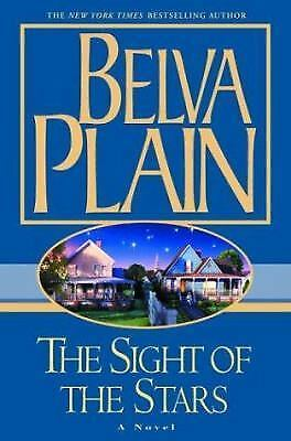 The Sight of the Stars : A Novel, Belva Plain, Good Condition, Book