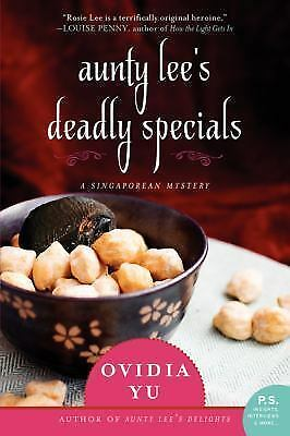 Aunty Lee's Deadly Specials: A Singaporean Mystery (The Aunty Lee Series), Yu, O