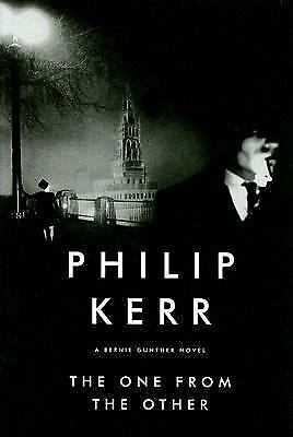 The One from the Other, Philip Kerr, Good Condition, Book