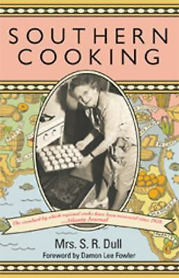 Southern Cooking, Dull, S. R., Good Book