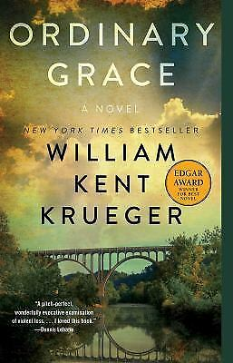 Ordinary Grace: A Novel, Krueger, William Kent, Good Book