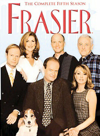 Frasier: Season 5, Good DVD, Edward Hibbert, Tom McGowan, Dan Butler, Enzo the D