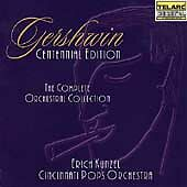 Gershwin: The Complete Orchestral Collection (Centennial Edition), , Good