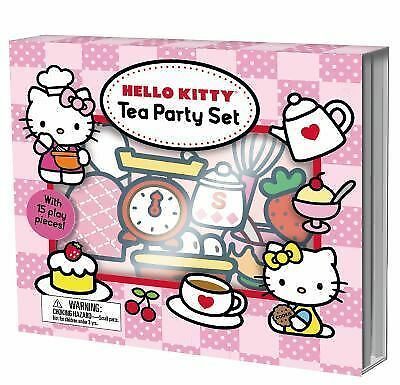 Hello Kitty: Tea Party Set, Priddy, Roger, Good Book